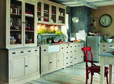Já pode morrer de vontade de cozinhar aqui? =)