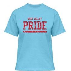 West Valley Senior High School - Yakima, WA | Women's T-Shirts Start at $20.97