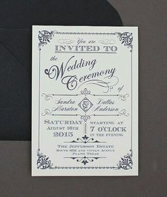 Here are my 12 favorite free vintage wedding fonts. Use a combination of your three favorites to create a vintage inspired wedding invitation. Make Your Own Wedding Invitations, Free Wedding Invitation Templates, Art Deco Wedding Invitations, Vintage Wedding Invitations, Diy Invitations, Wedding Stationery, Invitation Design, Invitation Cards, Invitation Suite