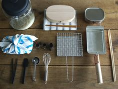 love all these japanese kitchen gadgets!