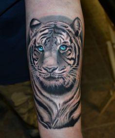 Tiger - Jesse Pinette - Precision Tattoo, Maine - Imgur