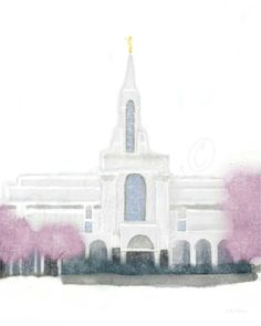 Check out this item in my Etsy shop https://www.etsy.com/listing/498012485/bountiful-temple-bountiful-temple-print