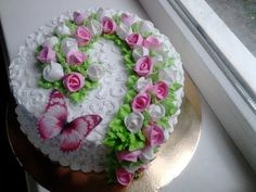Cup Decorating, Party Cakes, Cake Cookies, Wedding Cakes, Birthday Cake, Sweet, Pretty, Desserts, Videos