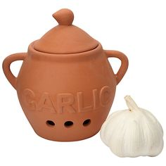 Buy Dexam Terracotta Garlic Keeper Online at johnlewis.com