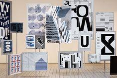 Vitra Design Museum: ECAL Graphic Design, Type, Print, Digital, Stories
