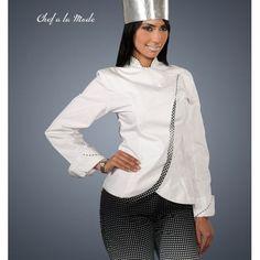 Wind 92: Chef Jackets, Collection, Fashion, Jackets, Suits, Dressmaking, Women, Hipster Stuff, Work Wear