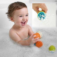 Scrubble - Spritz Badespielzeug