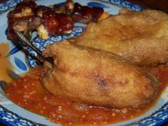 I want to try this sauce for Chiles Rellenos! Sounds delicious!