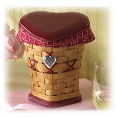 True love basket    http://www.longabergerfactorystore.com/p-5859-2008-sweetheart-true-love-basket-set.aspx