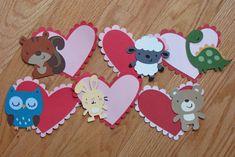 Create a Critter Valentines