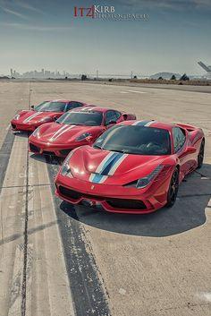 Ferrari 458 Speciale, Ferrari 430 Scuderia and Ferrari 360 Modena Ferrari 360, Ferrari 2017, Maserati, Lamborghini, Bugatti, Porsche, Audi, Cadillac, Jaguar