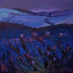 North York Moors paintings by Neil McBride, Yorkshire landscape artist