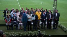 Cerimônia de inauguração da Arena Fonte Nova, em Salvador (BA) - Crédito: Secopa-BA - Opening Ceremony of the Arena Fonte Nova, in Salvador (BA) - Credit: Secopa-BA