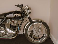 Norton---I loved going for rides on my Dad's motorcycle!