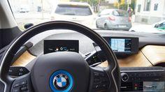 Cockpit des BMW i3 - Check more at https://www.miles-around.de/europa/deutschland/mit-drivenow-die-bayrische-landeshauptstadt-muenchen-entdecken/, #Bayern #BMW #BMWi3 #BMW-Welt #Burger #Carsharing #Dallmayr #DriveNow #Eisbach #Elektroauto #EnglischerGarten #Essen #Hofgarten #Marienplatz #Mietwagen #München