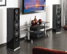 Revel F208 Floor-standing Speakers - Setup