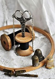 Thimbles and other ..