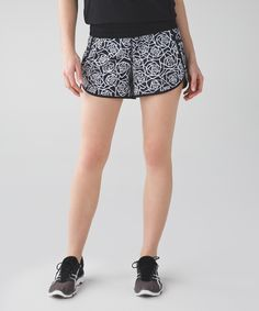 Run for the hills—these loose fitting shorts were designed with athletic quads in mind.