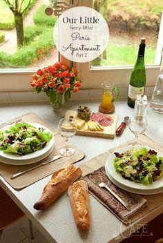 Our Little (very little) Paris Apartment - Part 2**