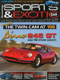 Hemmings Sports & Exotic Magazine : Magazines | Drive Away 2Day  http://blog.driveaway2day.com/2012/10/hemmings-sports-exotic-magazine.html