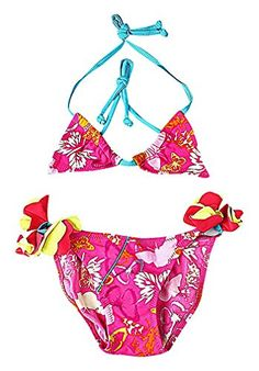 Seafolly Girls Pool Party Scoop Boardie