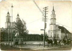 Town Hall, Kaunas, Lithuania.