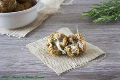 Polpette+di+salsiccia+con+cuore+di+mozzarella
