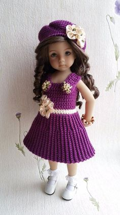 The-outfit-for-doll-13-034-Diana-Effner-Little-Darling-Hand-Made