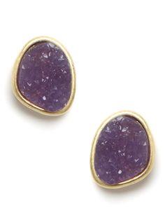 bauble bar stalactite stud earrings $24