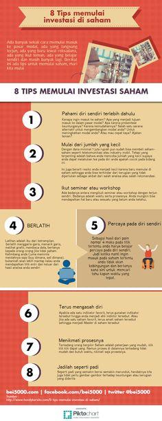 8 Tips Memulai Investasi Saham