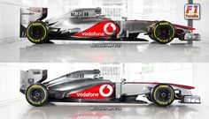 Differences between McLaren MP4-27 & MP4-28 F1 car | F1-Fansite.com