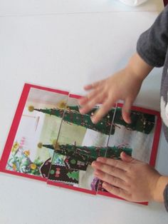 Holiday magazine puzzles - Pinned by @PediaStaff – Please visit http://ht.ly/63sNt for all (hundreds of) our pediatric therapy pins