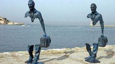 Las 9 esculturas urbanas más fascinantes del mundo