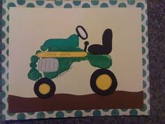 tractor & footprint craft