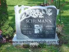 Schumann I like the tree boarder with possible their wedding picture ...