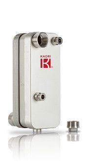 Кожухотрубный конденсатор WTK CF 10 Владимир Кожухотрубный жидкостный ресивер ONDA RL-V 51 Хасавюрт