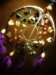 Top Seller Dream Catcher Chakra Love Devils Claw by MoonMotions