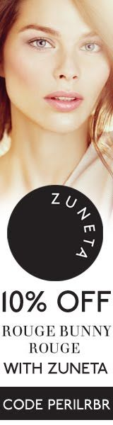 10% Off Rouge Bunny Rouge at Zuneta with Perilously Pale!  Perilously Pale