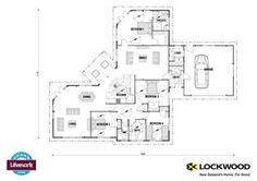 Lifemark Tobago - House Plans New Zealand | House Designs NZ