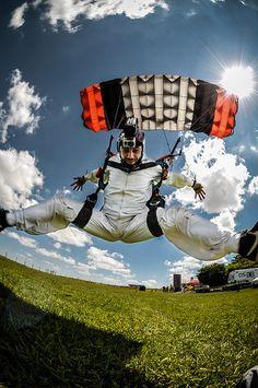 Paraquedismo - Skydive
