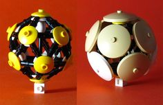 Playing with the Icosahedron technique by retinence, via Flickr