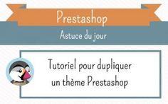 Comment dupliquer un thème Prestashop 1.6 ?