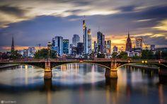 Frankfurt by Sara Delgado