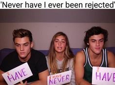 HOW HAVE THEY BEEN REJECTED? Like whoever reflected them Must've been on some heavy shiz ❤️