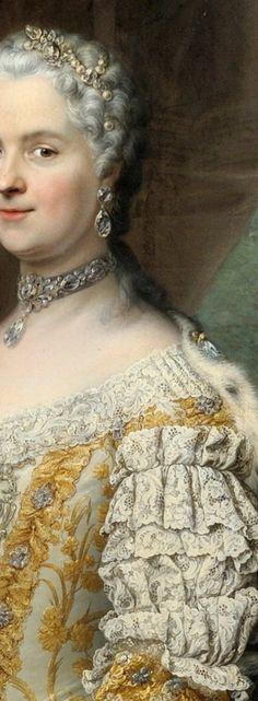 Charles-André van Loo: [Marie Leszczynska, Queen of France]