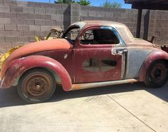 Volkswagen, Cowgirl Photo, S Car, Barn Finds, Vw Beetles, Custom Cars, Luxury Cars, Cod, Antique Cars
