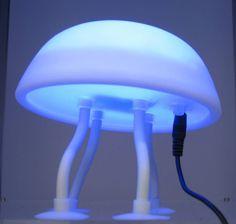 Λάμπα LED USB Μέδουσες Computer Gadgets, Usb Gadgets, Gadget Gifts, Led, Home Decor, Decoration Home, Room Decor, Home Interior Design, Home Decoration