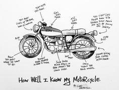 Motorcycle Maintenance 101, the basics :)