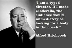 hitchcock quotes - Google Search