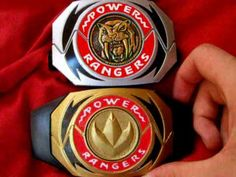 power rangers belts...yes had these.